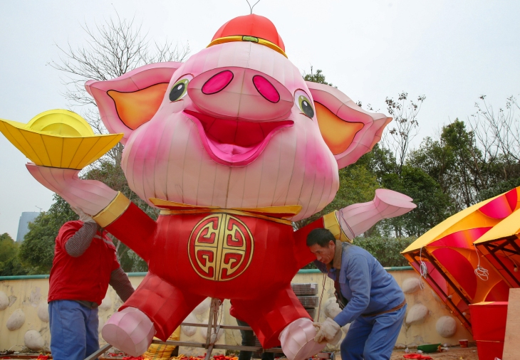 CHINA-LIFESTYLE-NEW YEAR